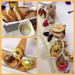 Photo taken at Quiessence Restaurant by Zach G. on 5/25/2014