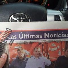 Photo taken at Planta de Revisión Técnica SGS by Felipe L. on 12/15/2012