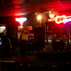 Photo taken at The Corkroom Lounge by John L. on 9/29/2012