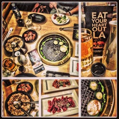 Photo taken at Gyu-Kaku Japanese BBQ by Joey S. on 7/18/2013