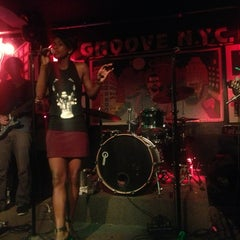 Photo taken at Groove NYC by Ayo A. on 7/9/2013