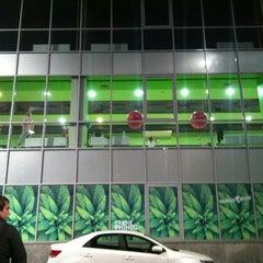 Photo taken at WeGym by Elvira K. on 10/23/2012