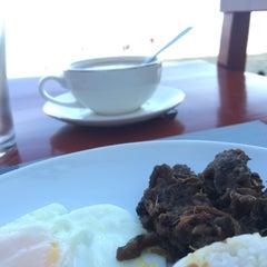 Photo taken at Apo Idon Beach Resort by Mikee salud on 4/20/2015