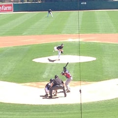 Photo taken at Camelback Ranch - Glendale by Jamie S. on 3/13/2013