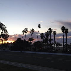 Photo taken at Hyatt Santa Barbara by Damon D. on 2/8/2013