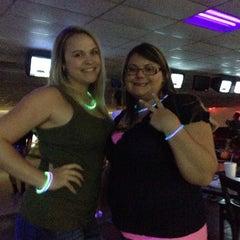 Photo taken at Royal Lanes Bowling Alley by Nikki F. on 6/30/2013