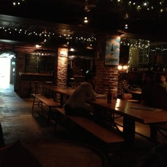 Photo taken at Novare Res Bier Cafe by Alyssa B. on 4/29/2013