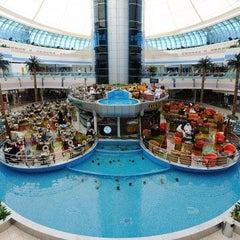 Photo taken at Marina Mall by Visit Abu Dhabi on 3/18/2013