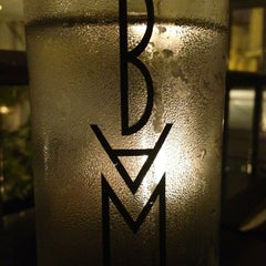 Photo taken at BAM (Bar à Manger) by Romain L. on 10/27/2012