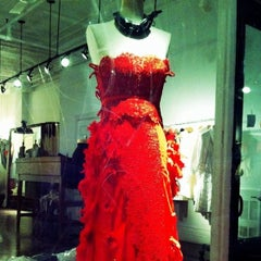 Photo taken at Boutique Helmer & Atelier by Duc C. N. on 2/28/2014