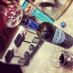 Photo taken at Drew's Wine Bar by drew w. on 10/12/2012