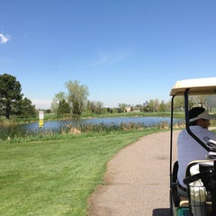 Photo taken at Overland Park Golf Course by Dave F. on 5/22/2013