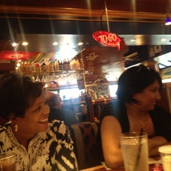 Photo taken at Red Robin Gourmet Burgers by Corey R. on 6/28/2013