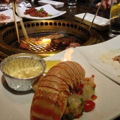 Photo taken at Gyu-Kaku Japanese BBQ by Cat H. on 4/4/2013