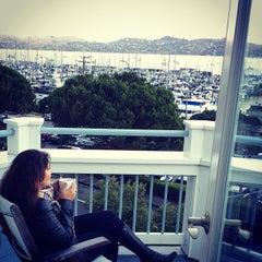 Photo taken at Casa Madrona Hotel & Spa by Vinostomper on 11/21/2014