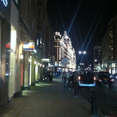 Photo taken at Knightsbridge by Nastasia🍷 on 11/17/2012