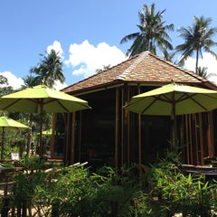 Photo taken at Gajapuri Resort and Spa Koh Chang by Kirill I. on 1/16/2013