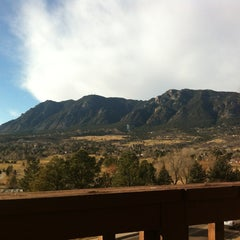 Photo taken at Cheyenne Mountain Resort by Will T. on 12/23/2012