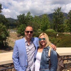 Photo taken at St. Francis Winery & Vineyards by Nick L. on 5/16/2015