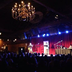 Photo taken at The Bell House by Dan S. on 4/8/2013