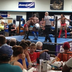 Photo taken at South Broadway Athletic Club by Karolyn P. on 7/13/2014