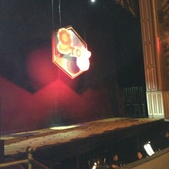 Photo taken at Springer Opera House by Shannon M. on 10/4/2012