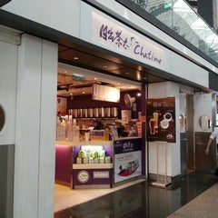 Photo taken at Chatime 日出茶太 by Lyana M. on 1/13/2014