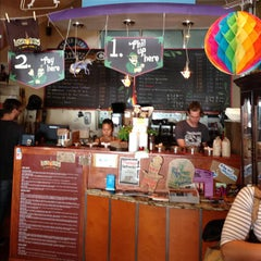 Photo taken at Philz Coffee by Jeremy D. on 10/6/2012