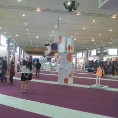 Photo taken at Jakarta Convention Center (JCC) by Lindy K. on 3/16/2013