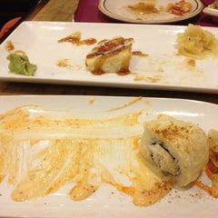 Photo taken at Yamato Sushi by Shane W. on 1/5/2013