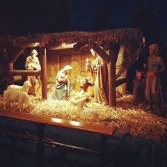 Photo taken at St. Joseph Catholic Church by Austin L. on 12/25/2012