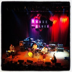 Photo taken at House of Blues San Diego by Tassia B. on 3/21/2013