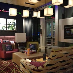 Photo taken at Aloft Charlotte Ballantyne by Cliff W. on 12/14/2012