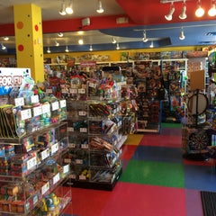 Photo taken at The Toy Maven by Mike F. on 7/25/2014