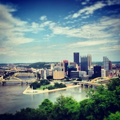 Photo taken at Pittsburgh, PA by Miriam D. on 7/1/2013