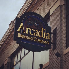 Photo taken at Arcadia Brewing Company by Jason P. on 6/28/2013
