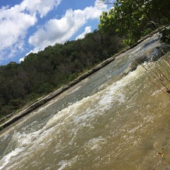 Photo taken at Barton Creek Greenbelt Spyglass by Jordan R. on 5/28/2014