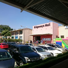 Photo taken at Ridgeways Mall, Kiambu Road by Nabeel H. on 1/4/2015