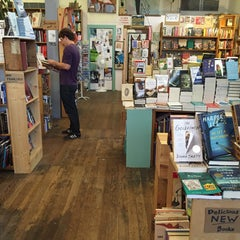 Photo taken at Dog Eared Books by Georgiana M. on 8/30/2015