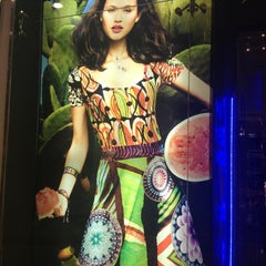 Photo taken at Desigual Bluemall by Laura M. on 6/15/2013