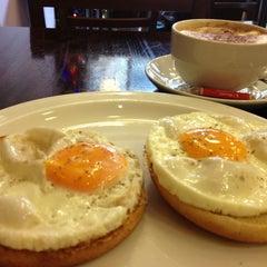 Photo taken at Divall's Café by bizzyant on 12/27/2012