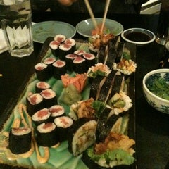 Photo taken at Izumi's by Andy C. on 9/19/2012