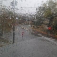 Photo taken at Frankenstorm Apocalypse - Hurricane Sandy by Bernard E. on 10/29/2012