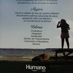 Photo taken at ARS Humano by Félix M. on 7/22/2014