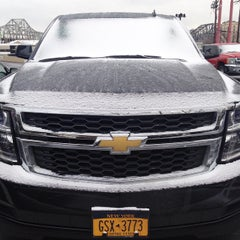 Photo taken at Radisson Hotel Cincinnati Riverfront by ivan r. on 1/26/2015