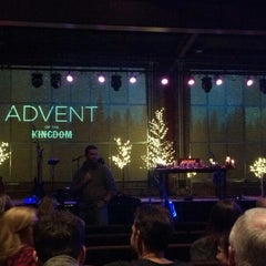 Photo taken at Journey Church by Chris B. on 12/24/2013