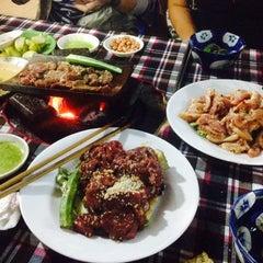 Photo taken at Quán Cu Đức by 🐨🌵 Yu Yu H. on 5/31/2014