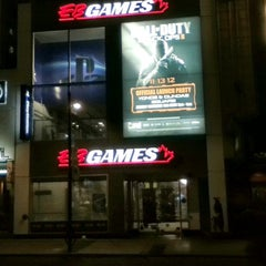 Photo taken at EB Games by Ken C. on 11/15/2012