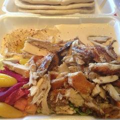Photo taken at Zankou Chicken by Justin O. on 11/10/2014