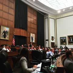 Photo taken at Rayburn House Office Building by José L. on 4/30/2015